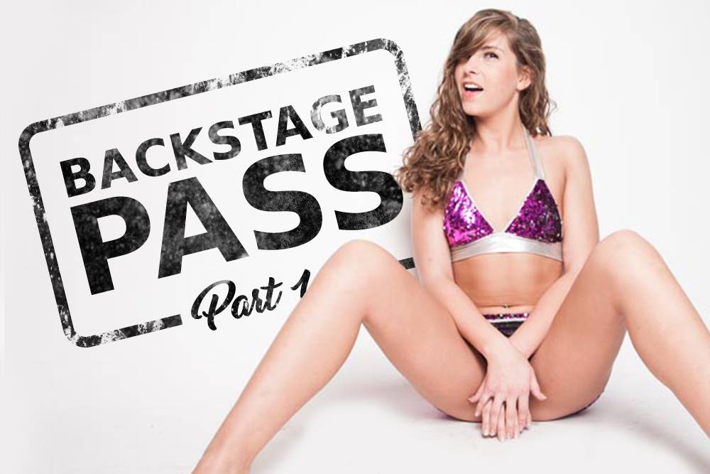 Backstage Pass Part 1